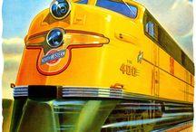 train / train design