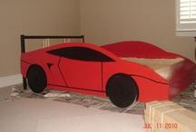 autós ágy
