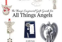 Gift Guides for Gift Inspiration / Gift giving ideas for all the people you love! / by ThingsEngraved