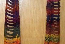 Wolliges / Gestricktes und Gehäkeltes aus Wolle