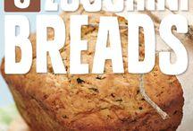 Paleo/low carb recipes / Zucchini bread