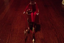 Elf on the Shelf/ Christmas Fun