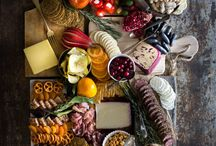 Holiday grazing boards