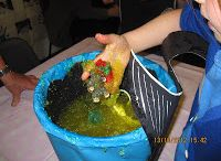 Messy church idea