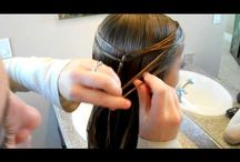 Hairstyles to try / by Maria Enderica