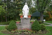 Mary Statues