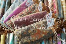 Souvenir Pernikahan Dompet Batik / Souvenir pernikahan dompet batik