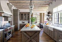 Dream Kitchen! / by Becky Hayden