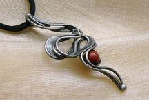 diy metal smykker