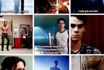 Teen Wolf stuffs