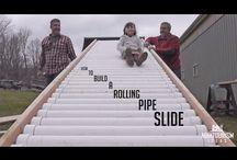 Pipe slide