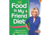 The Food Is My Friend Diet / See what happens when the world of Ruth Frechman, nutritionist, collides with the world of stand-up comic Jackie Fabulous. Losing weight has never been so much fun or easy.