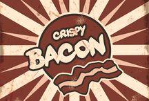 I love Bacon / Ich liebe Bacon  http://www.i-love-bacon.com