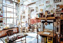 Inspiration: Studio Spaces