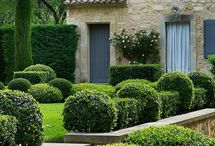 Gardens French Style.