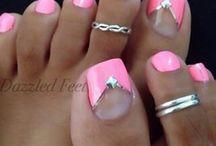 Design unghii picior