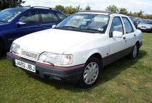 """Ford Sierra Sapphire / The Ford Sierra """"Sapphire"""" four-door saloon arrived in 1987, responding to critics expecting Ford's designs to be conservative on the surface, rather than just """"under the skin""""."""