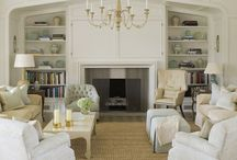 Q&A: Should Sofas Match / by Mrs. Howard