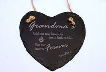 Gifts for the Family / Personalised Gifts for special family members