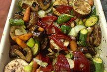 comida vegetales / by Alma Avalos