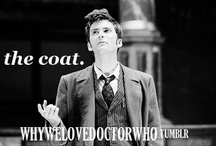 The Doctor (because he needs his own board)
