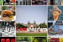 Amsterdam / Where to go, What to do for our Europe trip December 2014