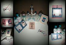 Yelken Konsepti / Deniz sever prenslerin yelkenli konseptimiz  Yelken cupcake kabı&süsü,peçete etiketi, davetiye, su şişe etiketi, Dilek Kartı, Flama, Kitap ayracı, Amerikan servis