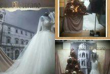 Per tutte voi... un Sereno e Felice Natale! Sogno di sposa by Federica si veste a festa! Chic e glamour!