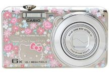 Hello Kitty Gadgets / Find your personal Hello Kitty custom gadgets design.