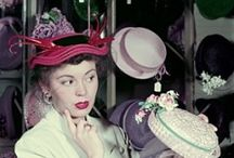 theatrical research hats,purses, and accessories / by patricia j davis