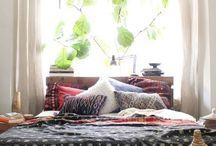 Bohemian and Retro - Home Decor Inspiration