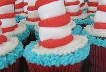 Cat in the hat bday party / by Debora Cancel