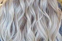 Heidin hiukset