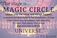Theatre Quotes / Inspiring, thoughtful quotes about theatre and the arts.