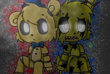 "spring trap\ daddy / hello this is the ""springtrap\daddy"" board, this board is for ppl that r or likes springtrap! :D hopefully u all like it! :P"