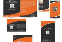 BC GO MLM Marketing Material / Included in your membership are customized brochures, flyers and cards,