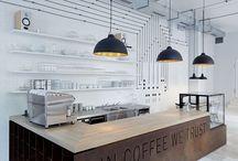 Shops-Restaurants