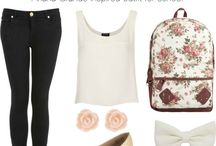 Inspired Outifits