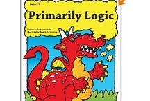 homeschool-logic / by Lely Kuty