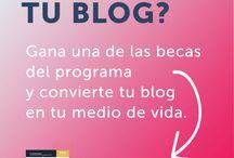 Reto Mamá quiero ser Blogger