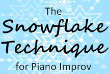 Piano Teaching Improv / by Heidi Neal