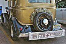 Ford 1934 / Ford 1934 dorado con negro