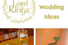 Themed Weddings / Whether a themed wedding is your cup of tea or not... these weddings sure are a blast to look at!!