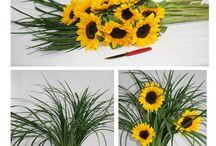 DIY Flowers / by MyFavoriteFlowers.com Olga Goddard