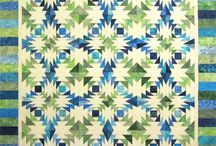 Quilts pineapple