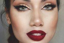 maquillage noel