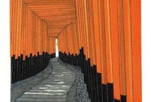 Japan woodblock
