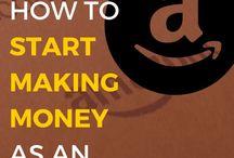 Making Money Online / Making money online, starting a blog, side hustles, make money on the side, legit side hustles