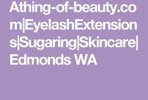 AThing-of-Beauty Studio / LASH EXTENSIONS/SUGARING /FACIAL/STUDIO - Edmonds WA