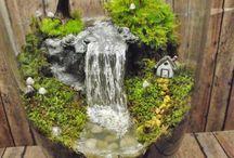 Miniature landscape/ Миниатюрный ланшафт